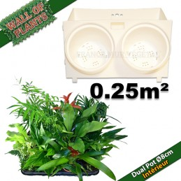 10 Modules Dual Pot Ø8cm...