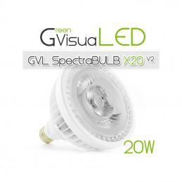 Ampoule horticole LED 20W...