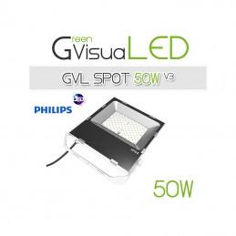 Spot horticole LED 50W à...