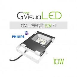 Spot horticole LED 10W à...