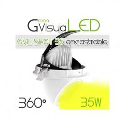 Spot horticole LED 360° 35W...