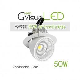 Spot horticole LED 360° 50W...
