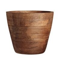 Contenants en bois pour plantes - MonJardinVertical.fr