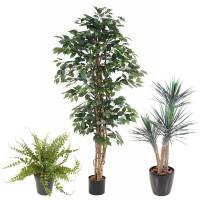 Plantes artificielles décoration végétale - MonJardinVertical.fr