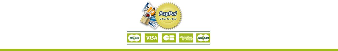 Paiement par Carte Bancaire & Paypal